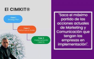 El CIMKIT ® saca el máximo partido de las acciones actuales de Marketing y Comunicación que tengan las empresas en implementación.