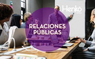 Las Relaciones Públicas son una apuesta al cambio y evolución empresarial.