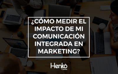 ¿Cómo medir el impacto de mi comunicación integrada en marketing?
