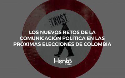 Los nuevos retos de la comunicación política en las próximas elecciones de Colombia