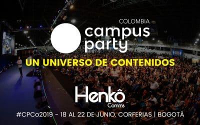 El Campus Party #CPCo2019 regresa a Colombia
