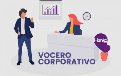 La ardua tarea de ser un vocero corporativo eficaz